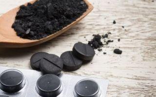 Лечение псориаза активированным углем