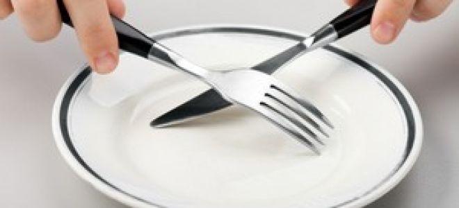 Лечение псориаза голоданием
