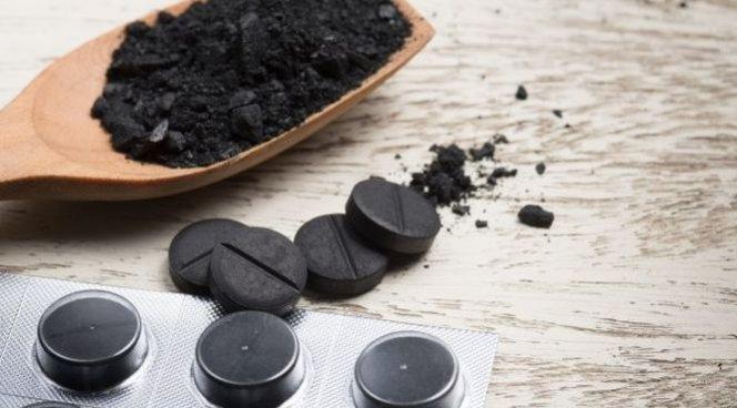Как применять активированный уголь от псориаза?